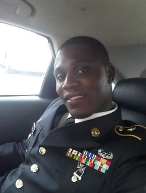 Emmanuel Walo WSOF exército (Foto: Reprodução/Facebook)