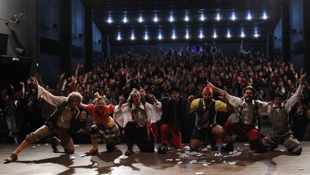 Venha se divertir com o espetáculo 'Balelas Improvisadas', em Toledo (Foto:  Reprodução/Redes Sociais)