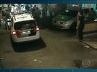 'Todo mundo sem chão', diz namorada de morto por PM em saída de bar