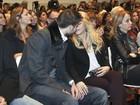 Shakira  e Piqué trocam beijos após boatos de separação