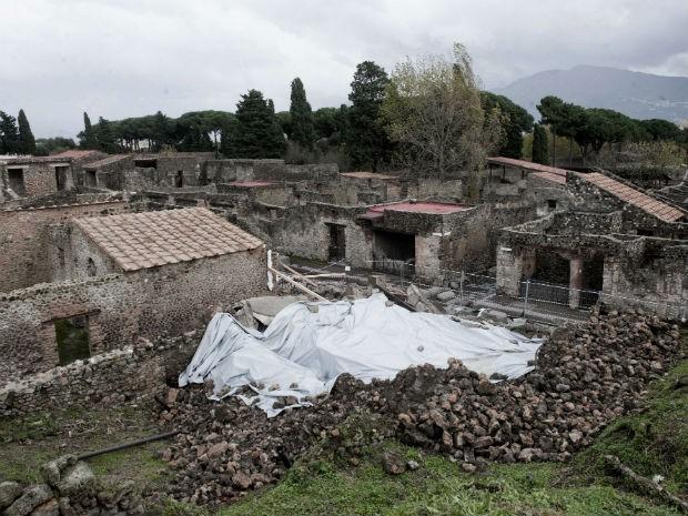 Pompeia (Foto: Salvatore Laporta/AP)