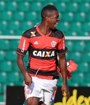 Vinicius Junior Flamengo (Foto: Luiz Henrique / Figueirense)