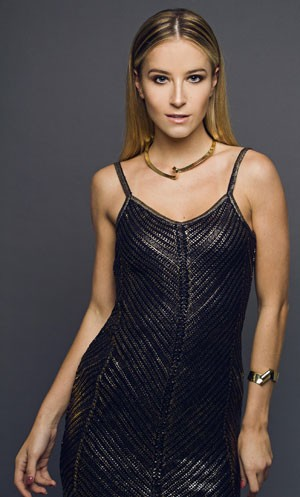 Barbara França (Foto: Sergio Baia)