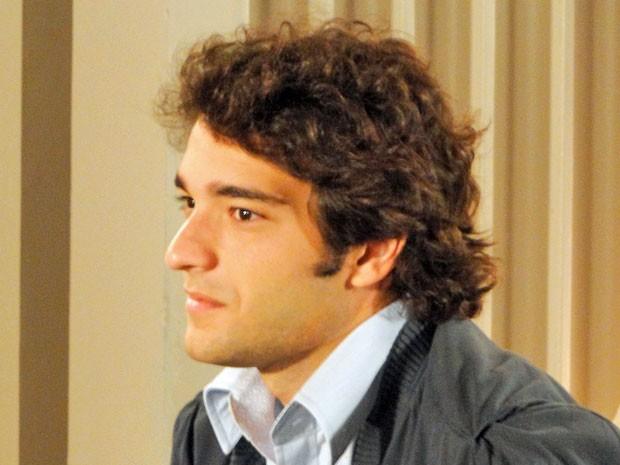 É, Elano...e agora?  (Foto: Cheias de Charme / TV Globo)