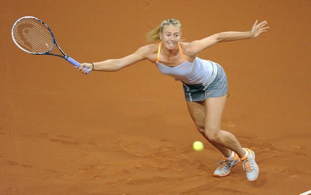 Maria Sharapova oitavas wta de stuttgart (Foto: AP)