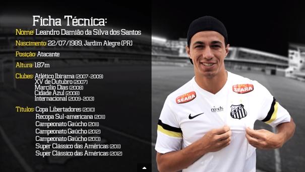 Leandro Damião Santos (Foto: Reprodução/Internet)