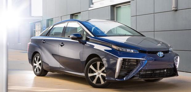 Toyota Mirai (Foto: reprodução )