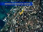 Projeto inverte e reduz trajeto da folia no centro (Reprodução/TV Bahia)