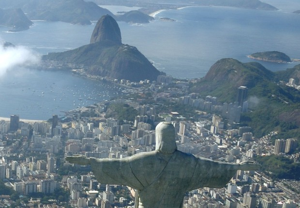 Cidade do Rio de Janeiro (Foto: Reprodução/Facebook)
