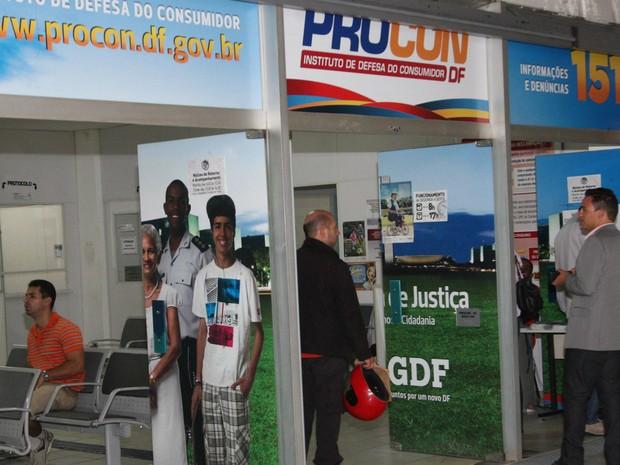 Cadastro pode ser feito na agência sede do Procon (Foto: Toninho Tavares/Agência Brasília)