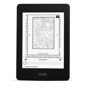 Novo Kindle Paperwhite (Foto: Divulgação)