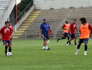 Paraná Toninho Cecílio (Foto: Divulgação/ Paraná Clube)