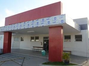 Hospital Regional Doutor Pedro Garcia Moreno (Foto: Divulgação/ASN)