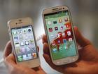 Vendas de smartphones crescem 46,9% no trimestre, diz pesquisa