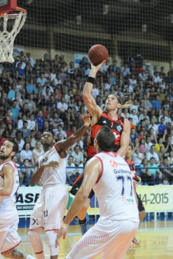 Liga Sorocabana LSB x Flamengo, pelo NBB 7 (Foto: Divulgação / Focalize)