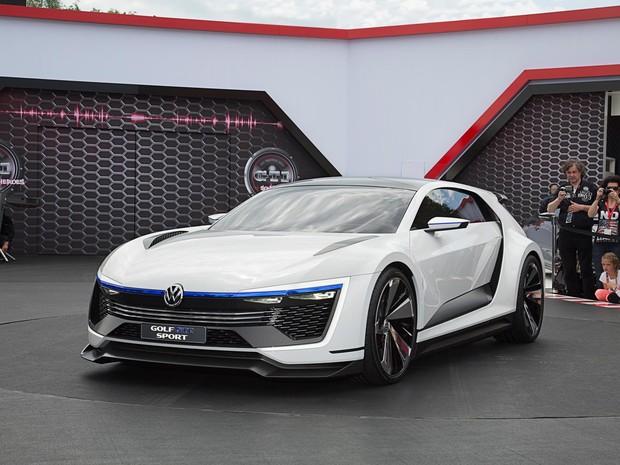 Volkswagen Golf GTE Sport (Foto: Divulgação/Newspress)