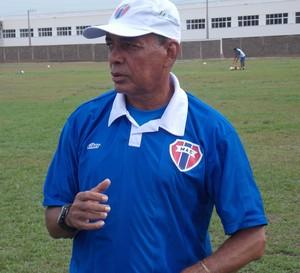 Meinha - técnico do Maranhão (Foto: Bruno Alves)