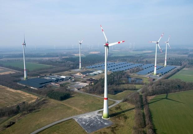 Saerbeck, na Alemanha (Foto: European Energy Award/Divulgação)