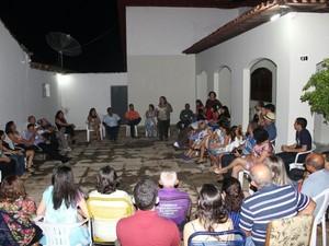 Ideia de juntar todos os familiares surgiu em 2008 (Foto: Gilcilene Araújo/G1)