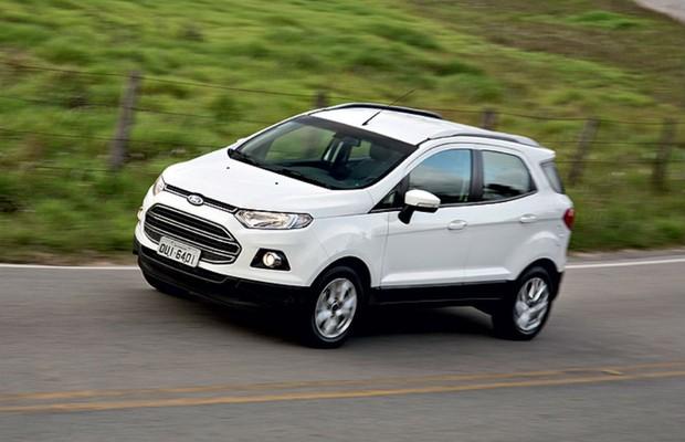 Ford EcoSport  (Foto: Fabio Aro)