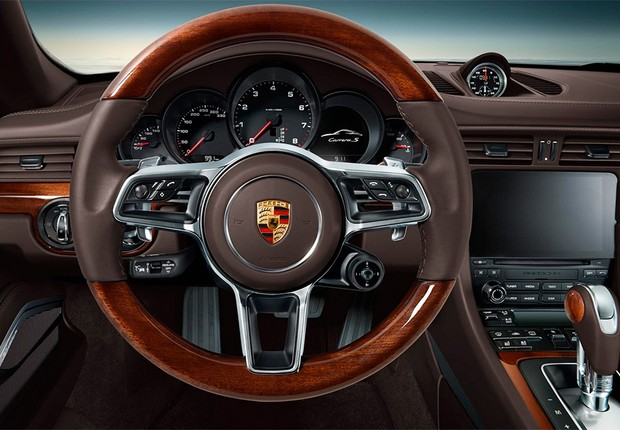 Porsche 911 Carrera S Cabriolet (Foto: Porsche)