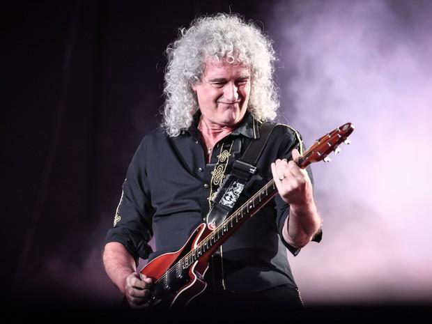 Queen toca no Rock in Rio 2015 (Foto: Fabio Tito/G1)