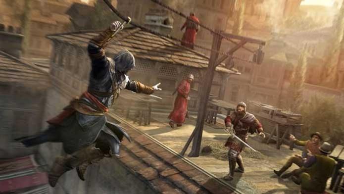 Assassin's Creed Revelations (Foto: Divulgação/Ubisoft) (Foto: Assassin's Creed Revelations (Foto: Divulgação/Ubisoft))