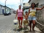 Dia da Água chega com torneiras vazias em cidades do Grande Recife