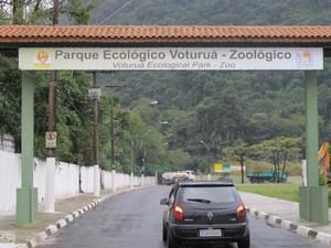Parque Ecológico Voturuá, conhecido como Horto de São Vicente, reabre para o público nesta sexta-feira (1) (Foto: Anna Gabriela Ribeiro/G1)