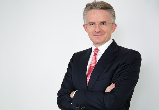John Flint, novo CEO do HSBC (Foto: Divulgação)