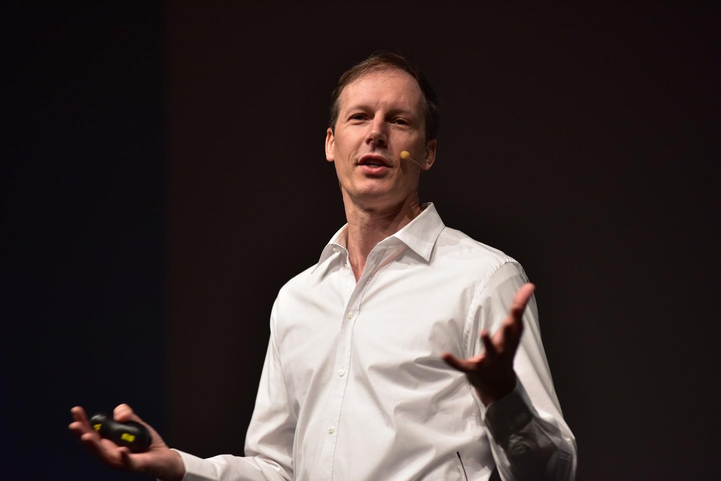 Jim McKelvey (Foto: @_openspace)
