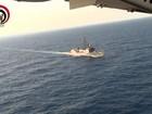 França confirma que houve fumaça em avião sumido da EgyptAir