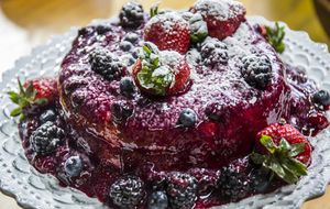 Angel Cake (Bolo dos Anjos): receita da Carolina Ferraz