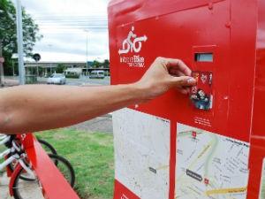 Integrabike funciona na cidade desde 2012 (Foto: Zaqueu Proença)