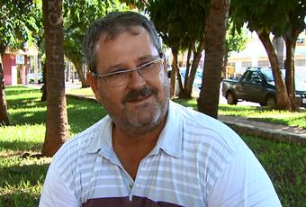 Zé Carlos, ex-lateral do Botafogo-SP (Foto: Chico Escolano / EPTV)