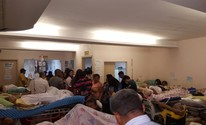 Médicos do PSM do Guamá protestam por condições de trabalho (Divulgação)
