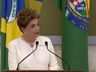 Dilma afirma que CPMF é a 'melhor solução disponível' para a economia