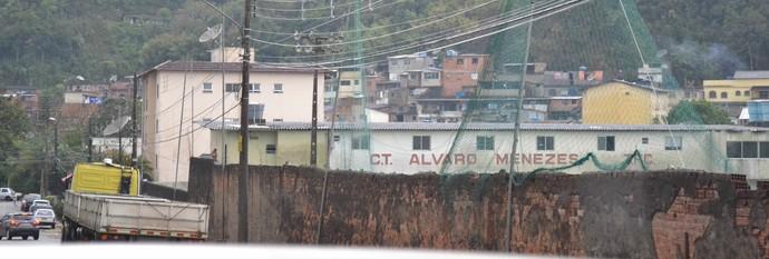 Concentração do Teresópolis (Foto: Nova Cidade)