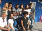 Nego do Borel fala sobre estreia em novela: 'Muito feliz e na expectativa'