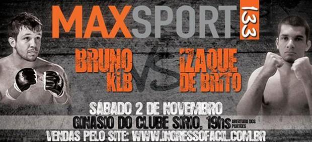Luta Bruno (Foto: Reprodução / Facebook)