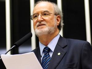 O deputado federal Eduardo Azeredo (PSDB-MG) (Foto: Gustavo Lima/Câmara)