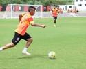 """Possível titular, Vander lamenta lesão de Marinho: """"Principal jogador no ano"""""""