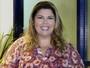Fabiana Karla conta que já seguiu pessoas no aeroporto por causa de perfume