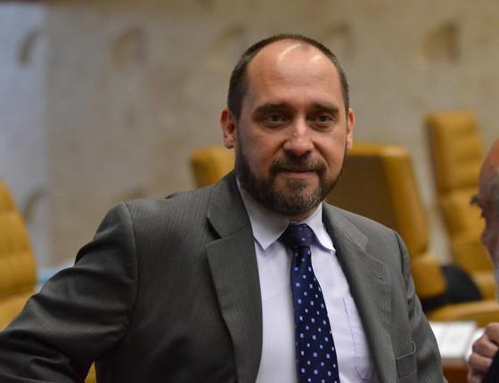 Luís Inácio Adams (Foto:  José Cruz/ Agência Brasil)