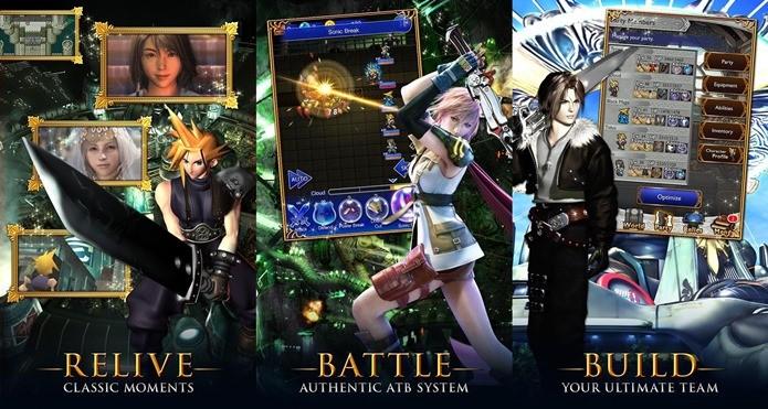 Reviva batalhas clássicas em um jogo cheio de nostalgia (Foto: Divulgação)
