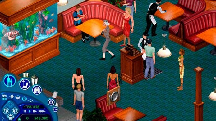 SimCity deu origem a outros games, como The Sims (Foto: Divulgação)