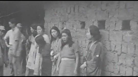 Imagens raras mostram 'mulheres de conforto' coreanas da 2ª Guerra Mundial