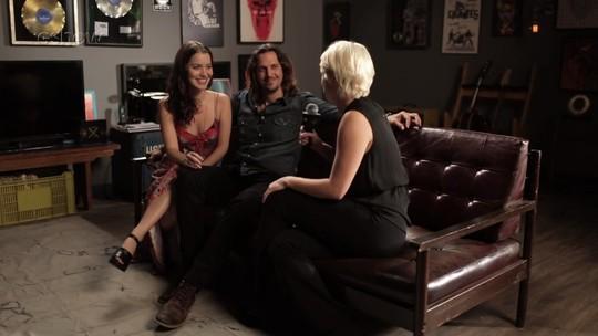 Confira a íntegra da entrevista de Gui e Júlia sobre o casamento em 'Rock Story' ♥
