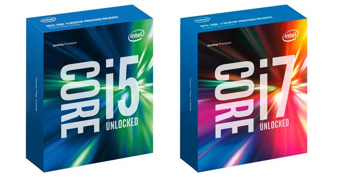 Linha Core i é a mais famosa da Intel atualmente (Foto: Divulgação/Intel)