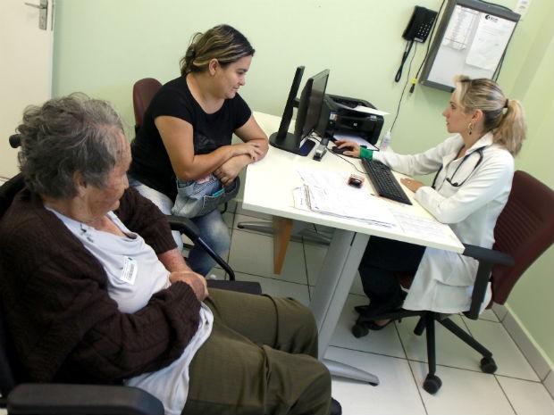 UPA do Éden tem recebido elogios no acompanhamento médico (Foto: Assis Cavalcante)